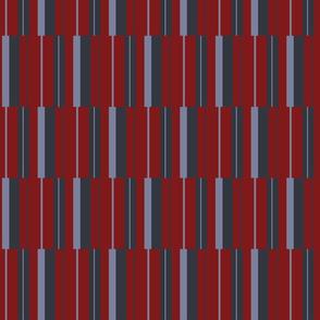 Stripey (Coordinate to dark red Hexy)