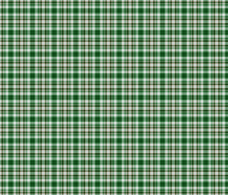 Green and White Plaid fabric by zephyrus_books on Spoonflower - custom fabric