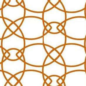Petals Orange Reverse