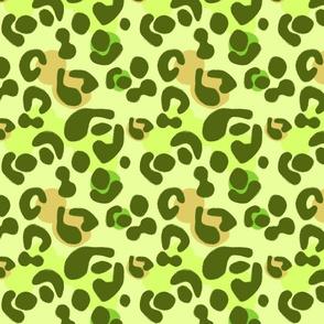 Forest Moss Leopard