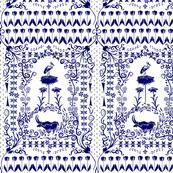 Alpine Paper Cutting - Scherenschnitt
