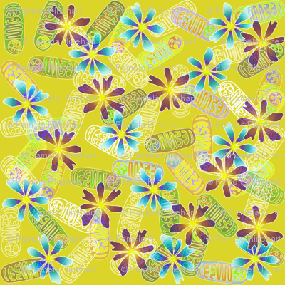Mighty Mitochondria - Garden Variety