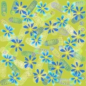 Mighty Mitochondria - Blue