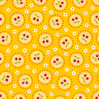 Sweet Cherry - yellow