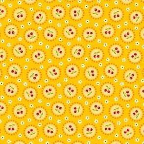 Sweet Cherry - yellow