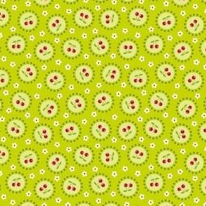 Sweet Cherry - green
