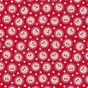 Sweet Cherry - red