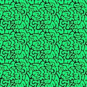Green Exposed Brains (Small scale)