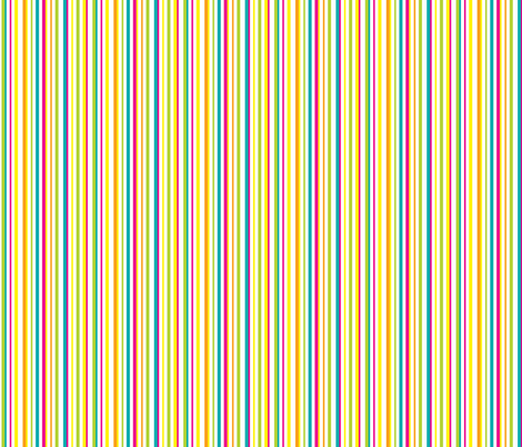 beach stripes fabric by terriaw on Spoonflower - custom fabric