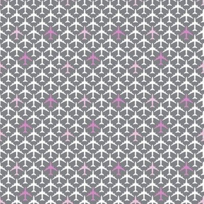 Small Vertical Pink Planes