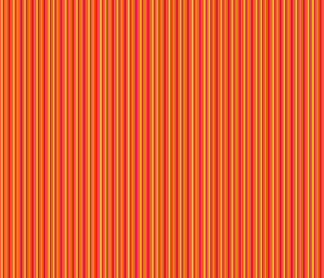 stripes-orange fabric by terriaw on Spoonflower - custom fabric