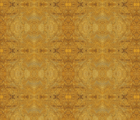 African Wood fabric by elarnia on Spoonflower - custom fabric