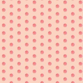 Texas Modern Dot Pink