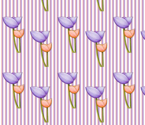 Rrr8x8_simple_flowers_purple_on_stripes_shop_preview