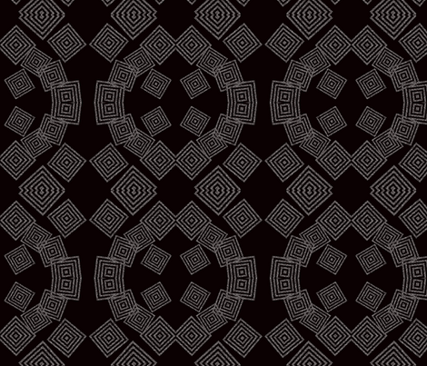 diamonwhiteblack fabric by sharpestudiosdesigns on Spoonflower - custom fabric