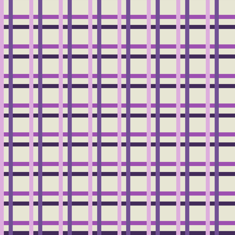 plaid fabric by topfrog56 on Spoonflower - custom fabric