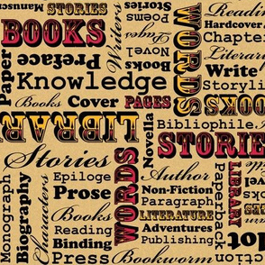 A Book Lover's Medley