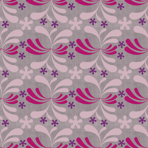 Grape Baby fabric by brainsarepretty on Spoonflower - custom fabric