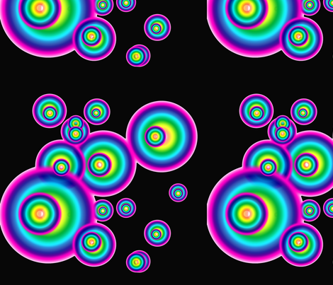 rainbowswirls fabric by kali_d on Spoonflower - custom fabric