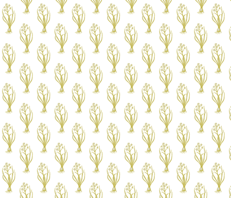 The Delicate Onion fabric by brainsarepretty on Spoonflower - custom fabric