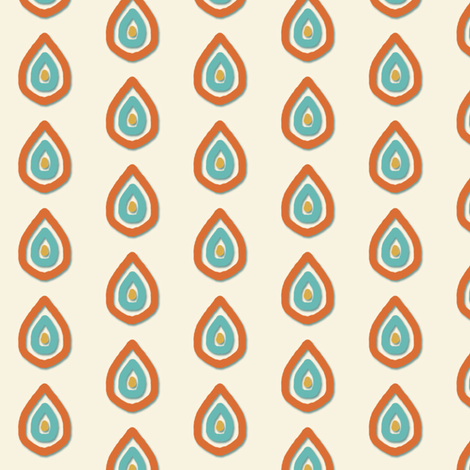 calmwaters_07 fabric by audettesa on Spoonflower - custom fabric