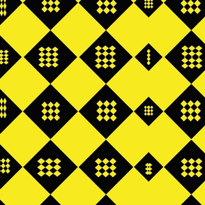 diamondblackyellow