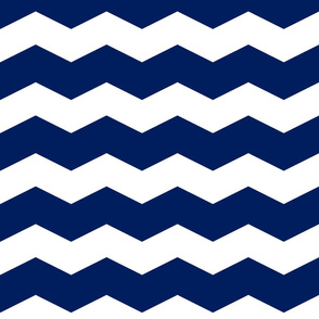 Chevrons navy