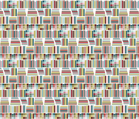 they are so pretty fabric by meredithjean on Spoonflower - custom fabric