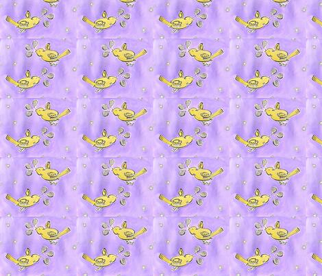 Birds with Words fabric by jamiesonhaverkampf on Spoonflower - custom fabric