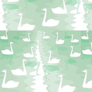 swansilhouettes