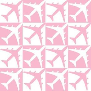 Pink Plane Check