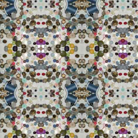 buttons_and_thread2-ed fabric by kaynoh on Spoonflower - custom fabric