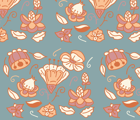 MORO DOS fabric by kevicort on Spoonflower - custom fabric