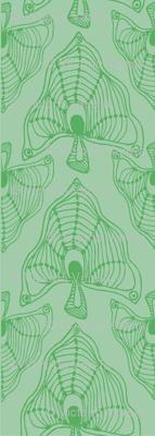 Leaves (mandorla)
