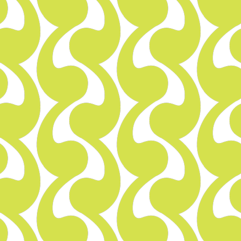 lime sherbet fabric by einekleinedesignstudio on Spoonflower - custom fabric