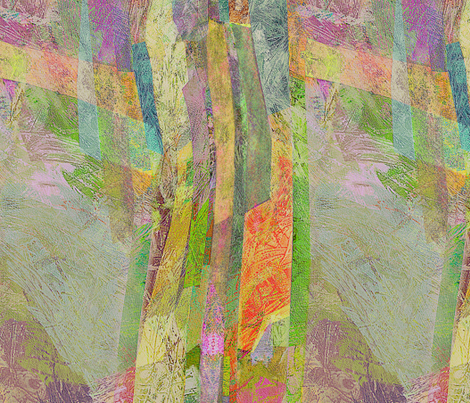 Multicolor Abstract fabric by wren_leyland on Spoonflower - custom fabric