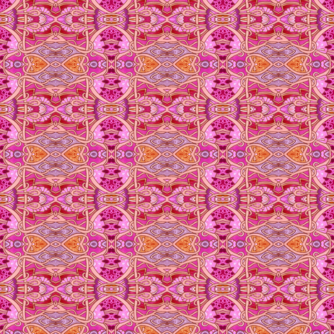 My Tangled Valentine fabric by edsel2084 on Spoonflower - custom fabric