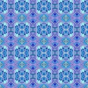 Gothic Blocks (blue)