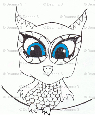 girly_owlblueeyes
