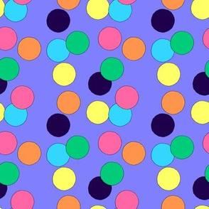 Big Dots (Violet)