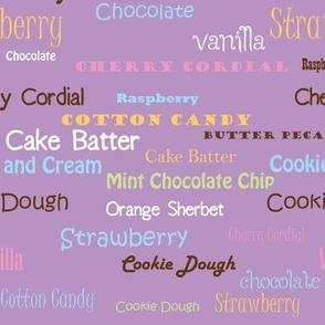 Flavors  Raspberry