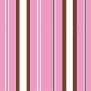 Neapolitan Stripe Strawberry