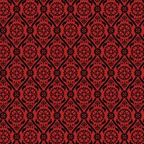 Fancy Gears - Red