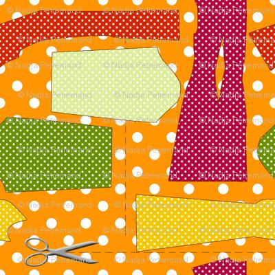 couture oh patron couture orange
