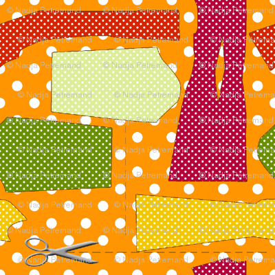 couture oh patron couture orange L