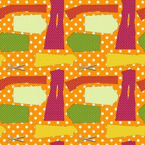 couture oh patron couture orange M