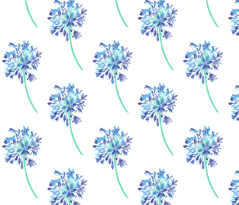 cestlaviv_emily8x15 fabric by cest_la_viv on Spoonflower - custom fabric