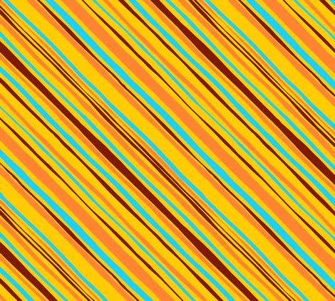 Stripes fabric by lavaguy on Spoonflower - custom fabric