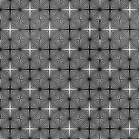 Optical Delousion 2 fabric by whimzwhirled on Spoonflower - custom fabric