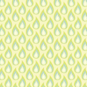SeaFireworks Rain Drops